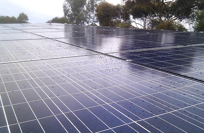 Solar Panels - Reduce your carbon footprint