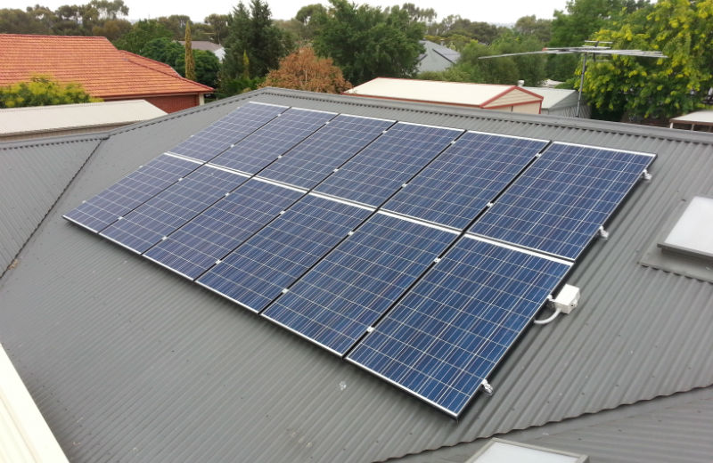 Solar Panels - Add value to your property
