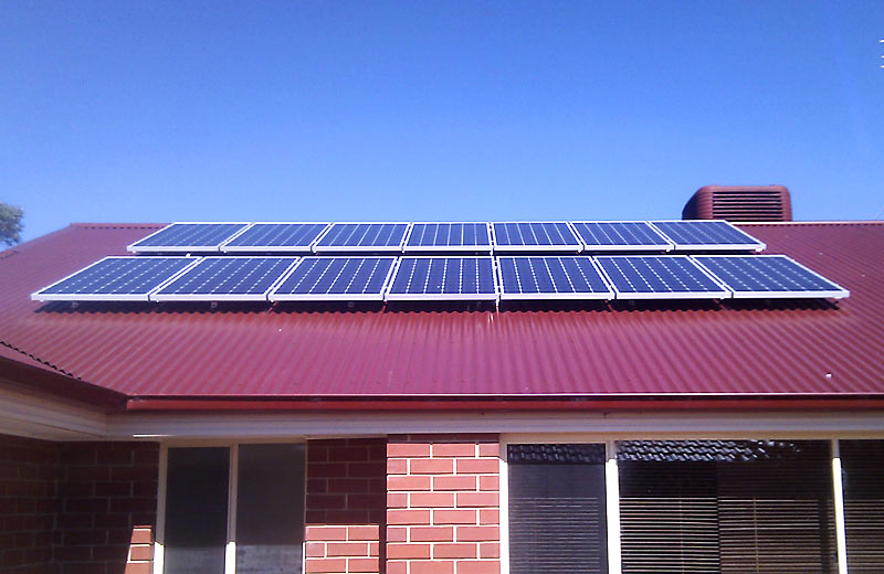 Solar Panels - Great rebates and incentives